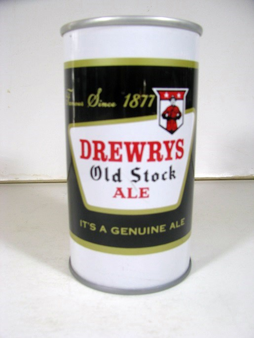 Drewrys Old Stock Ale - T/O