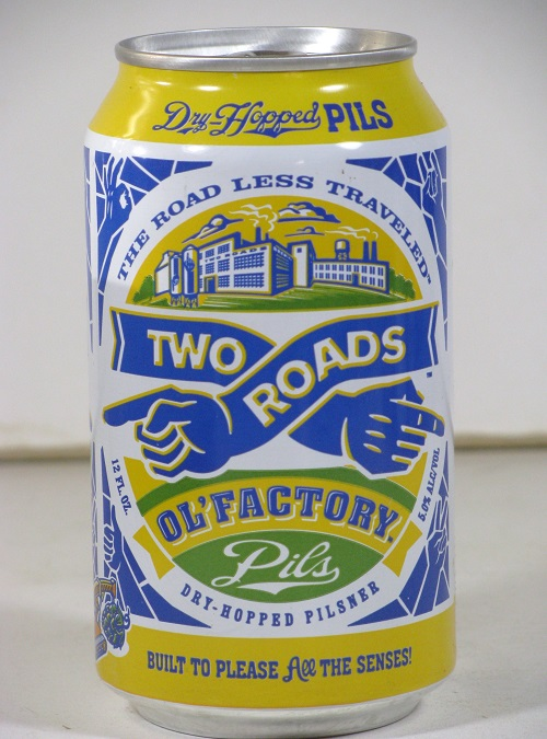 Two Roads - Ol'Factory Pils