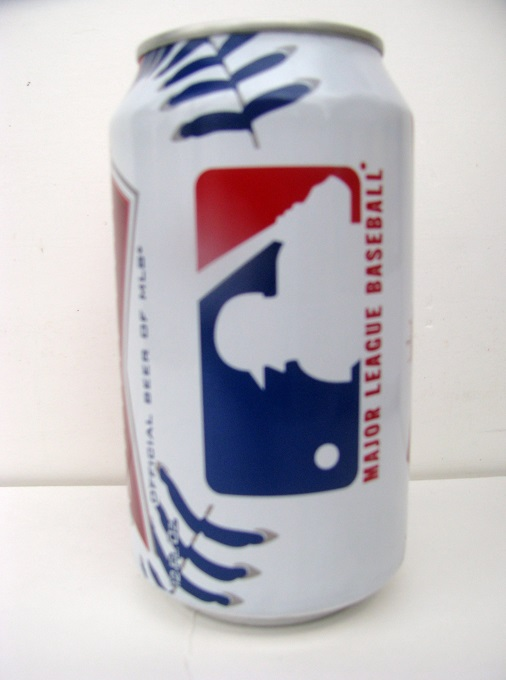 Budweiser - Major League Baseball - T/O