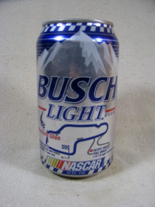 Busch Light - NASCAR - Watkins Glen