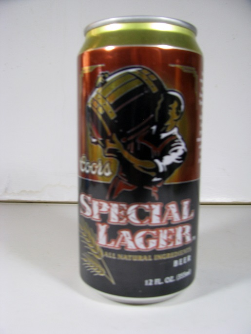 Coor's Special Lager - T12 - T/O