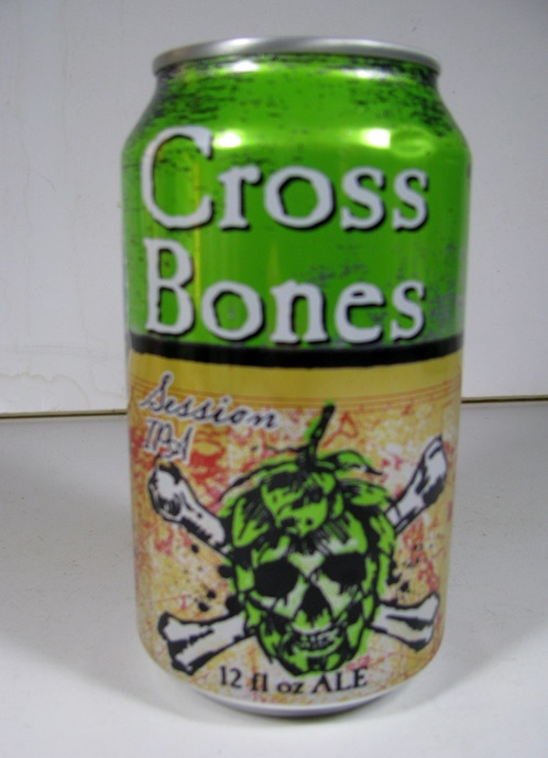 Clipper City - Cross Bones Session IPA