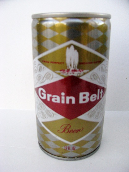 Grain Belt - crimped