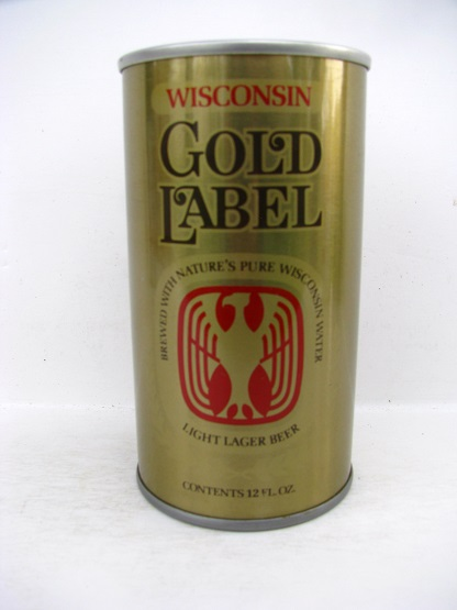 Wisconsin Gold Label - gold - SS