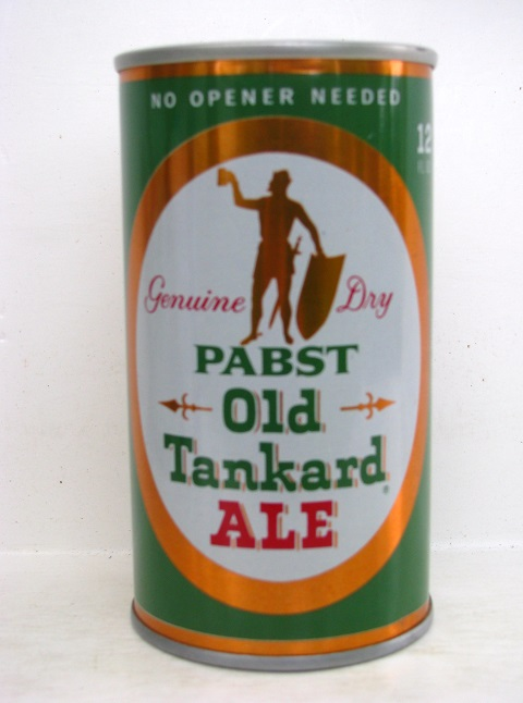 Pabst Old Tankard Ale - No Opener Needed - T/O