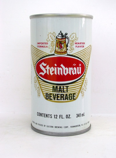 Steinbrau Malt Beverage - SS - 341 ml