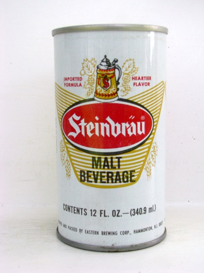 Steinbrau Malt Beverage - SS - 340.9 ml