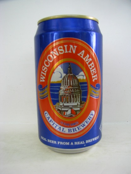 Capital - Wisconsin Amber - blue