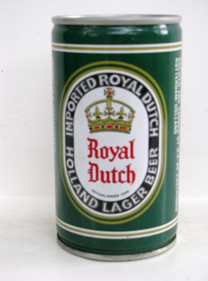 Royal Dutch Holland Lager Beer