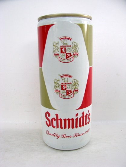 Schmidt's - red ltrs - 16oz