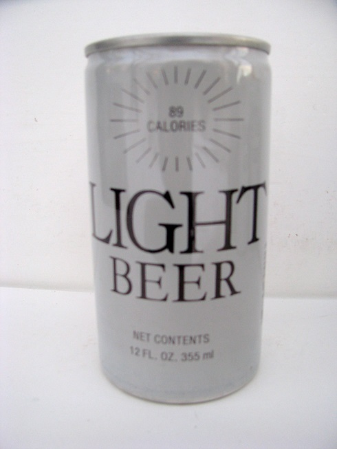 Light Beer - Falstaff - 89 Calories - w sunburst