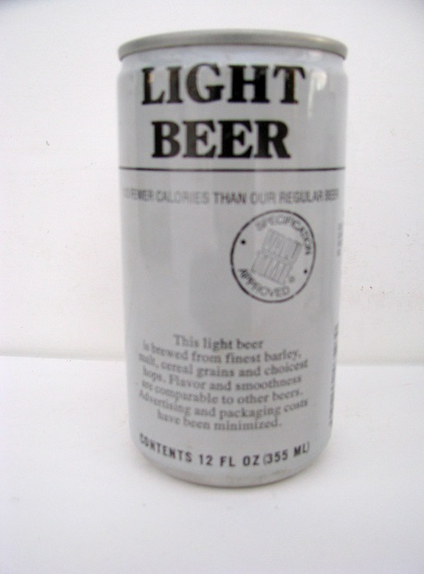 Light Beer - Pearl - Value Time