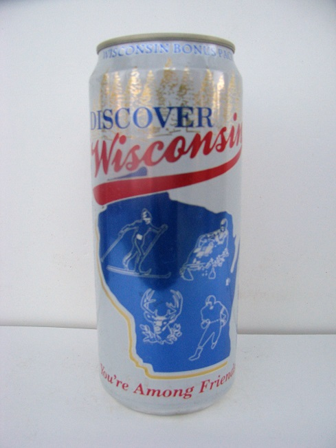 Old Style - Discover Wisconsin - 16oz
