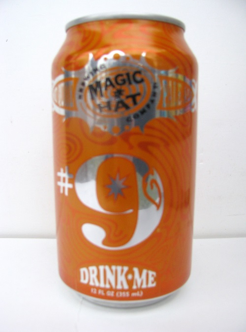 Magic Hat - #9 Not Quite Pale Ale