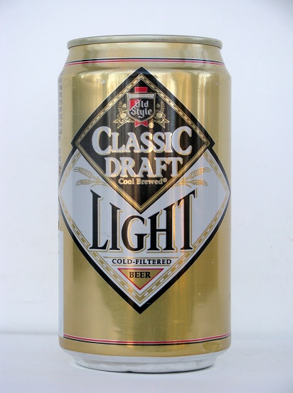 Old Style Classic Draft Light