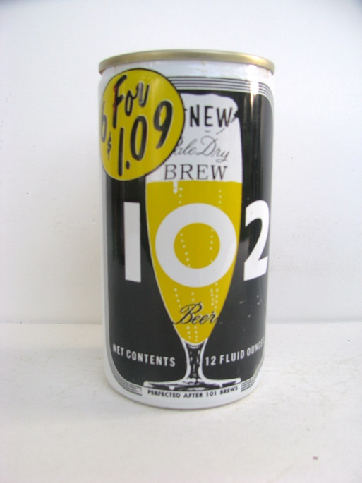 1-0-2 Brew - 6 For $1.09