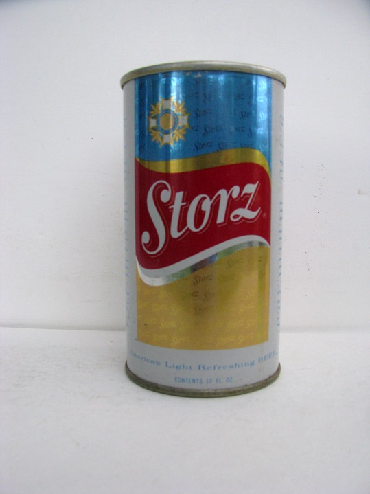 Storz - contents bottom front
