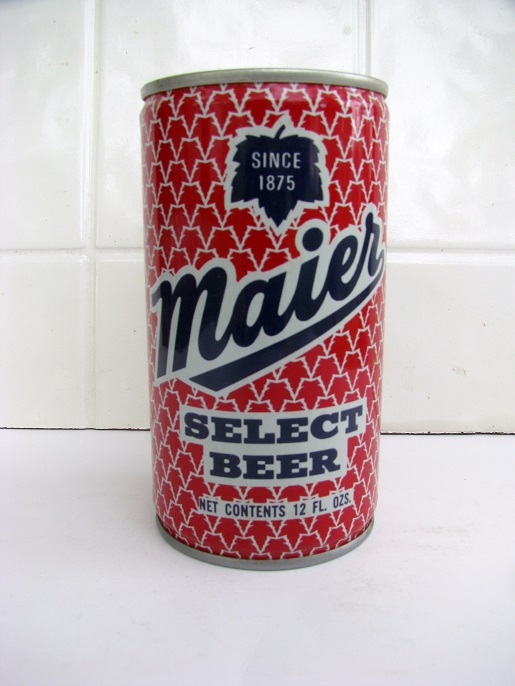 Maier Select Beer - General - crimped