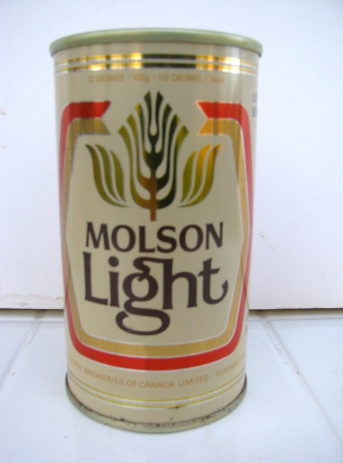 Molson Light - SS
