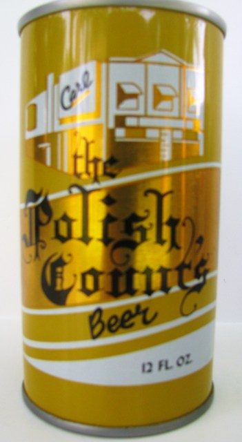 Polish Counts Beer - yellow