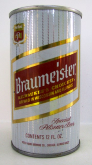 Braumeister - Peter Hand - SS