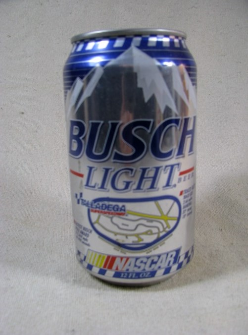 Busch Light - NASCAR - Talladega