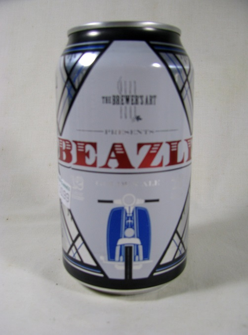 Brewers Art - Beazly Golden Ale