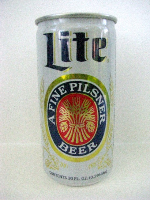 Lite Beer - 10oz / 0.296 liter