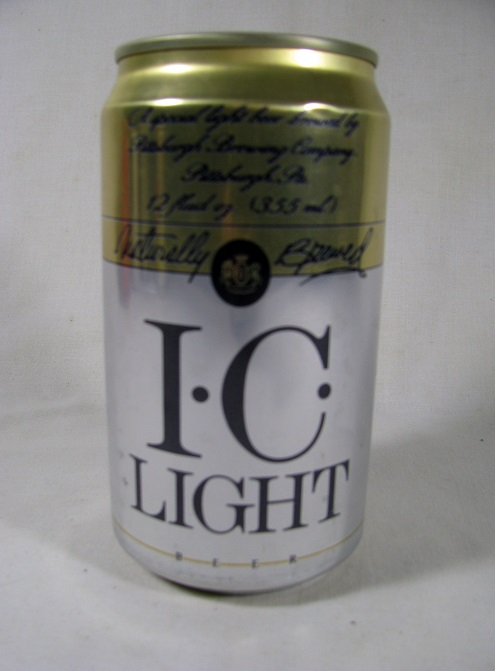 I. C. Light - silver/gold - aluminum