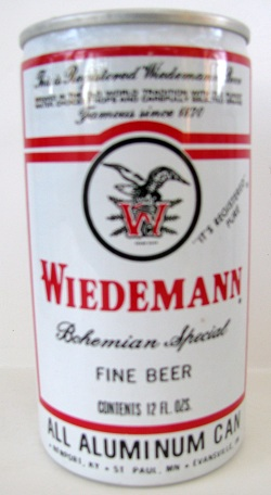 Wiedemann - All Aluminum Can