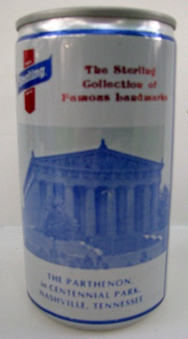 Sterling - Landmark Series - The Parthenon