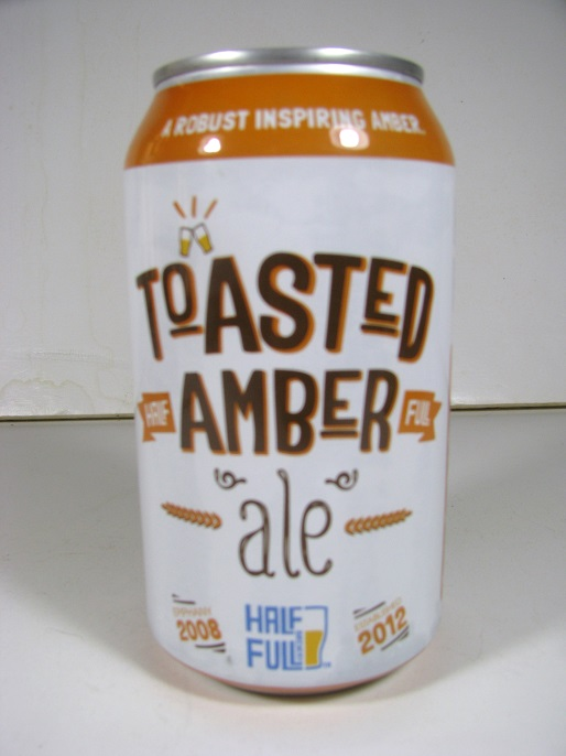 Half Full - Toasted Amber Ale