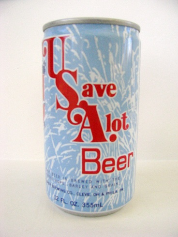 U Save A Lot Beer - T/O