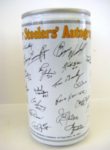 Iron City - Steelers - Autographs