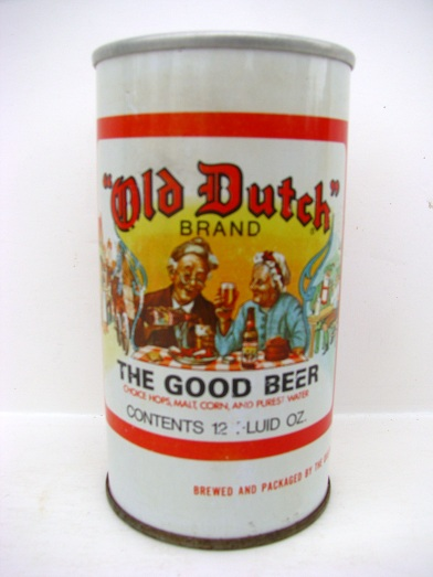 Old Dutch - Pittsburgh - SS