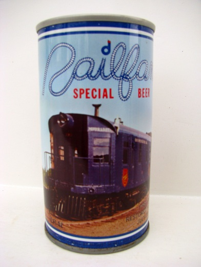 Railfans Special Beer