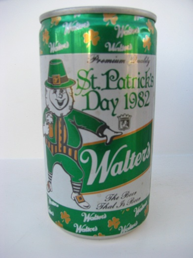 Walter's - St Patrick's Day 1982
