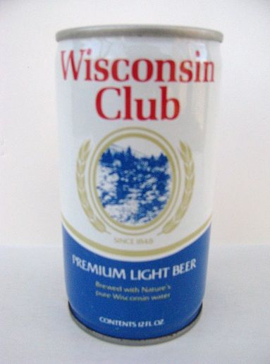 Wisconsin Club - crimped