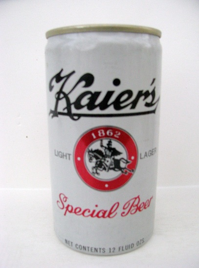 Kaier's Special Beer - 2P