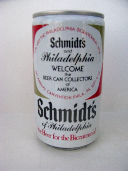 Schmidt's - Welcome the BCCA
