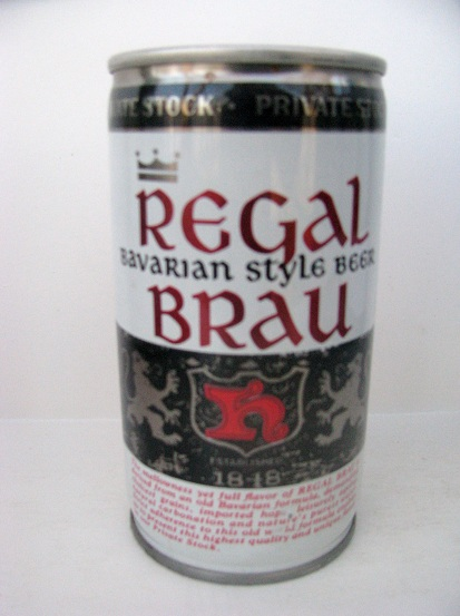 Regal Brau - crimped