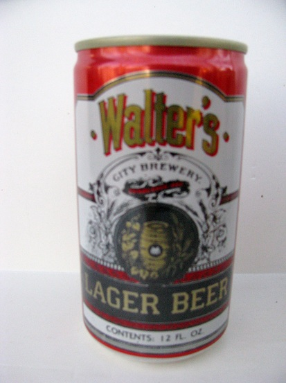 Walter's Lager Beer