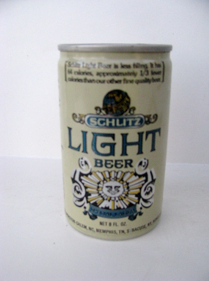 Schlitz Light - 8oz