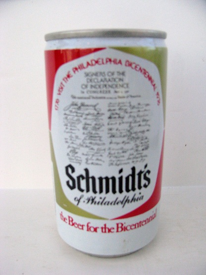 Schmidt's - Signers of The Declaration of Independence - 12oz