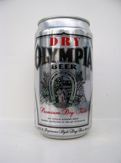 Olympia Dry - Japanese Style Dry Beer