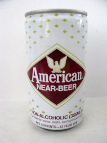 American Near Beer - non-alcoholic