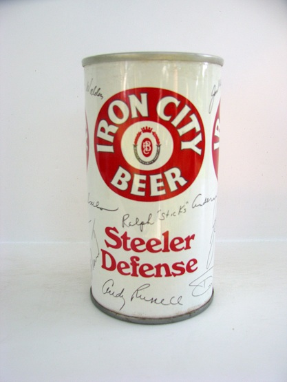 Iron City - Steeler Defense - T/O