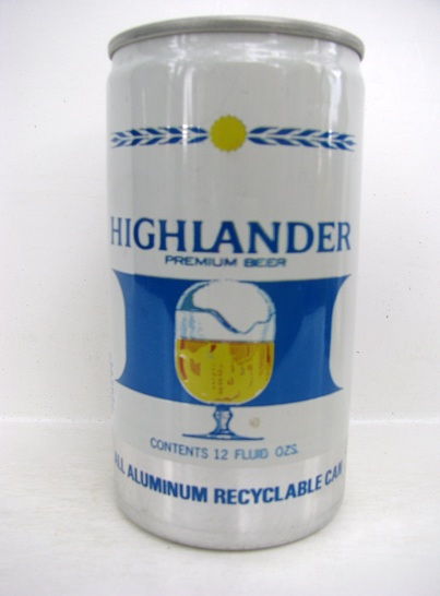 Highlander - Rheinlander - with UPC