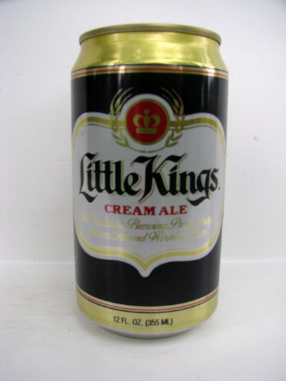 Little King's Cream Ale - 'Our exclusive...'