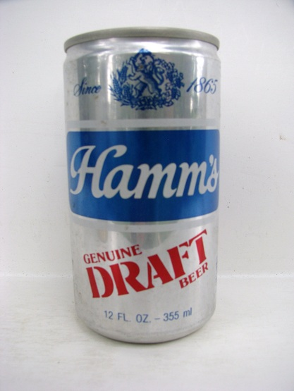 Hamm's Genuine Draft